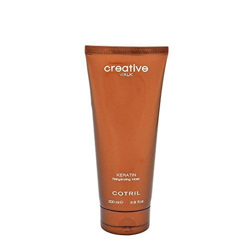 creative walk capelli  COTRIL - CREATIVE WALK KERATIN - Rehydrating Mask (200ml) - Maschera ...