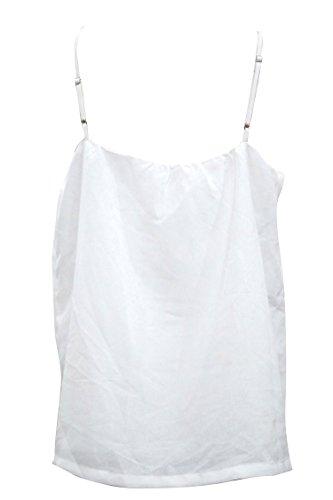 Mogul Interior - Pull sans manche - Femme Blanc - Blanc
