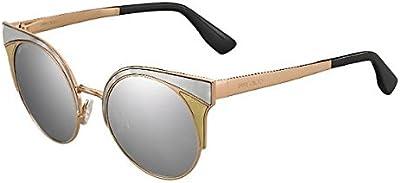 JIMMY CHOO - Gafas de sol - para mujer dorado dorado