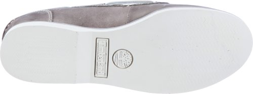 Timberland AMHERST 2EYE BOAT 27618, Chaussures basses femme Gris-TR-A-4-179