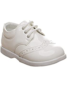 Paisley of London Blanco Para Zapatos Formales infantil 1-8