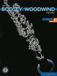Boosey Woodwind Method - Book 1 - Clarinet