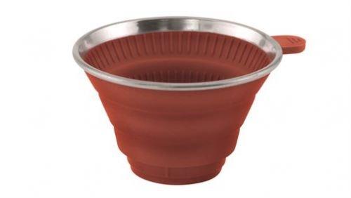 Outwell Collaps Kaffeefilter - terracotta