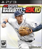 Major League Baseball 2K10 PS3 Playstation 3