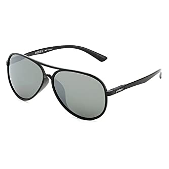d8f20df28cc View Deal. PARIM Polarized   UV Protected Aviator Nylon TR90 Plastic  Sunglasses ...