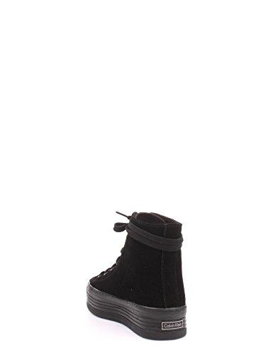 Calvin Klein Jeans  Zabrina,  Damen Hohe Sneaker Schwarz