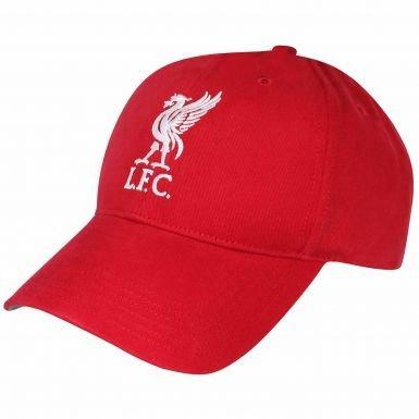 Offizielle Liverpool-FC-Baseballkappe (Erwachsene) -