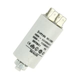 Kondensator 3.0µF / 450 V + Erde -Alternativprodukt-