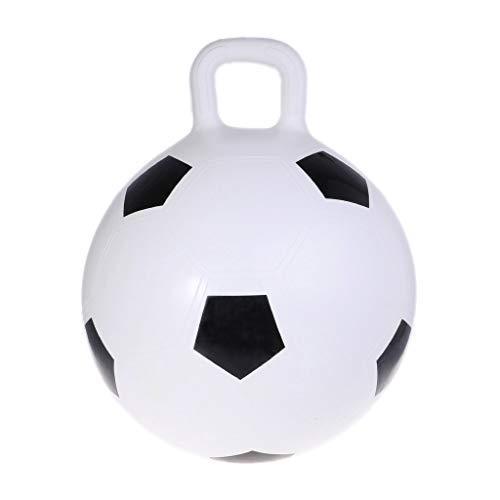 tball Football Jump Ball Hopper Bounce Retro Ball Kids Toy Gift ()
