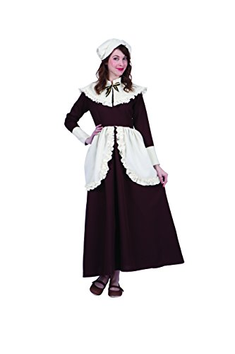 Colonial Frauen Kostüm - COLONIAL ABIGAIL ADT SMALL 4-6