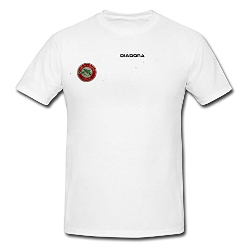 cisco-roma-calcio-football-t-shirt-xl