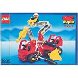 Lego Duplo Toolo 2935 - große Feuerwehr