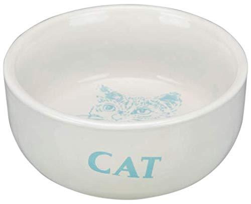 Trixie - Bol de cerámica con diseño de gato