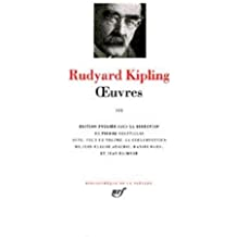 Kipling : Oeuvres, tome 1
