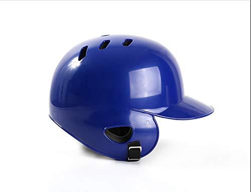 Baseball Batting Helmet, binauraler Outdoor-Baseballhelm mit Belüftungsöffnungen. Bequemer, atmungsaktiver und langlebiger Schutzhelm -