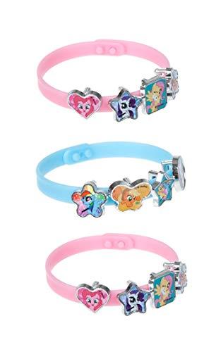 Kamparo zubehörset My Little Pony Armbänder und Charms 21-teilig