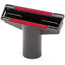 vhbw Boquilla para muebles y tapizados con conexión de 32mm para aspiradoras Philips, AEG, Electrolux, Dirt Devil, Vax, Rowenta