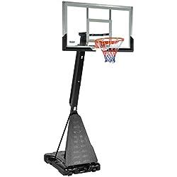 Panier de Basket sur Pied - Hauteur réglable de 2.30m à 3.05m (7.5' a 10') (Cleveland)
