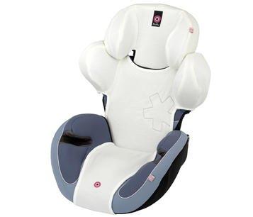 Preisvergleich Produktbild Kiddy 41604BC0EP Becool Sommerbezug Energy Pro, Phoenixfix Pro, leg extension, weiß