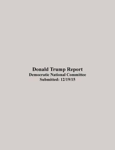 Donald Trump Report