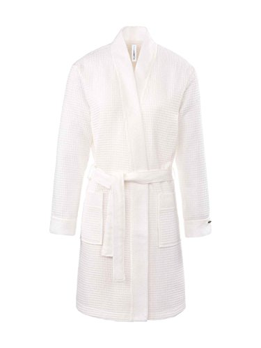 Lange Leichte 100% Baumwolle (Taubert Thalasso Women Kurz-Kimono Länge 100cm Damen)