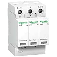 Schneider Electric A9L40281 Limitador iPRD-DC 40R 1000PV 2P, 1000V CD con Transferencia Remota