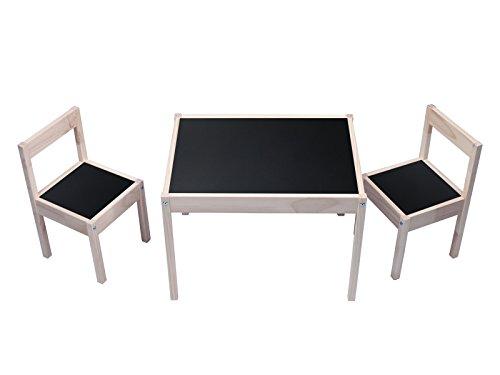 Kreidefolie / Tafelfolie - KF06 - (Möbel nicht inklusive) - Passend für die Kindersitzgruppe LÄTT von IKEA
