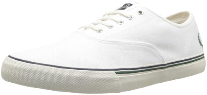 Fred Perry   Herren Sneaker Weiß Bianco