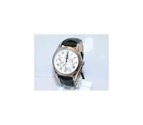Orologio da polso uomo KIENZLE Classic MEO/2530 cinturino in pelle Automatico calendario completo