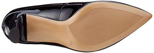 Caprice 22405, Scarpe con Tacco Donna Nero (Black Patent)