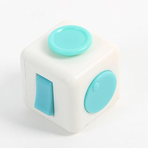 XQL Relief Anxiety and Increases Focus Fidget Toy Stress Relieves Cube for Children and Adults H06 - 2