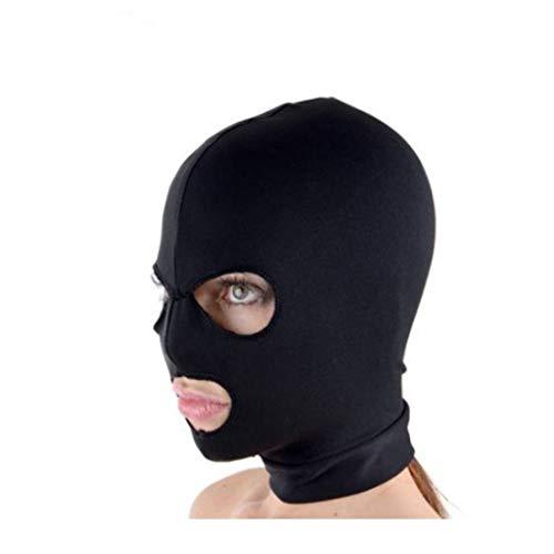 AWSAYS Mascarilla Alternativa Unisex Especial MáScara EláStica Ajustable para Adultos Cosplay Maquillaje - Cinco Estilos