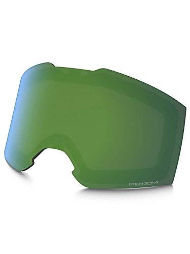 Oakley Fall Line Ersatz-Display Skibrille Unisex Erwachsene, Prizm Snow Jade Iridium - Oakley Linsen Jade Von