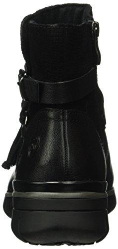 Marco Tozzi Premio 25444, Bottes Classiques Femme Noir (BLACK ANT.COMB 096)