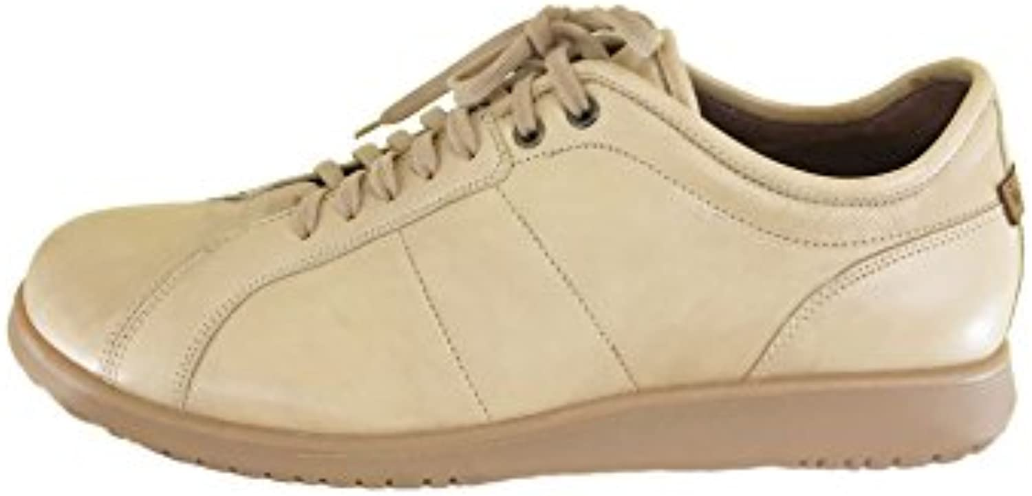 Marlboro Classics FM0054 Leather Shoes Goodyear Welted Sole Camel 45 -