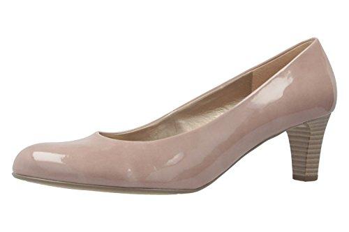 Gabor - Damen Pumps - Lack Rosa Schuhe in Übergrößen, Größe:44