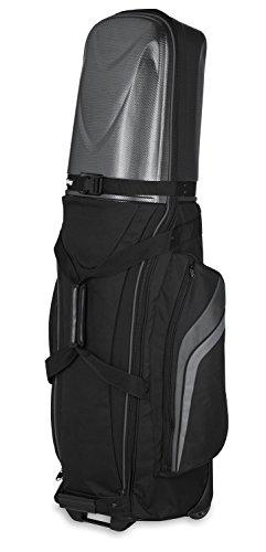 Bag Boy Golf 2018T-10Hard TOP Travel Cover, T-10, Schwarz/Charcoal -