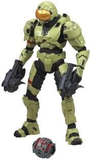 Figurine Halo 3 Wave 1 2009 Security Spartan Soldier       Une Bonne Conservation De La Chaleur  23af91