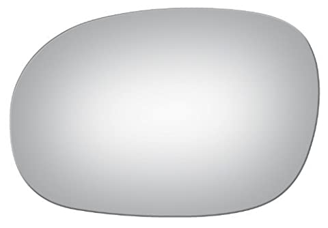2001-2006 CHRYSLER SEBRING Flat, Driver Side Replacement Mirror Glass by Automotive Mirror Glass