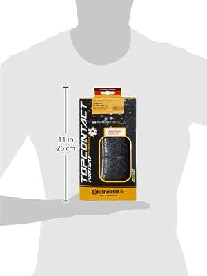 Faltreifen CONTINENTAL TOP CONTACT II WINTER PREMIUM 700x35c / 29x1,40 Vectran Breaker Reflex 100713