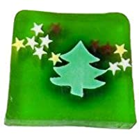 Christmas Trees and Stars Soap - 115g Slice preisvergleich bei billige-tabletten.eu