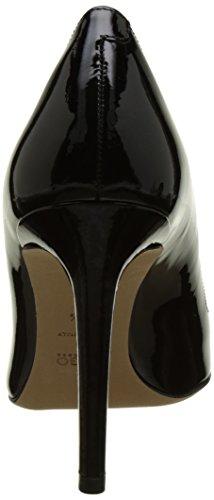 Hugo Hellia-p 90 10195629 01, Escarpins Femme Noir (Black)