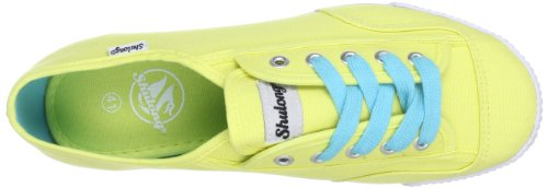 Shulong SC-L, Baskets mode mixte adulte Jaune (Yellow Turquoise)