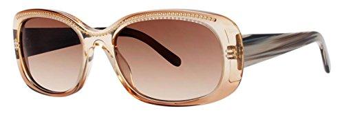 Vera Wang Sonnenbrille Penumbra braun 54MM