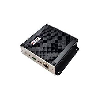 ACTi ECD-1000 decoder - decoders (Black, Wired, DC, PoE)
