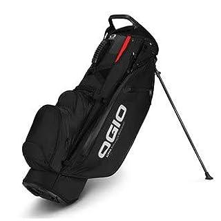 OGIO Alpha Aquatech 514 Hybrid Stand Bag, Black