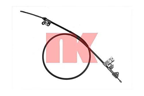 Preisvergleich Produktbild NK 9045142 Seilzug, Feststellbremse