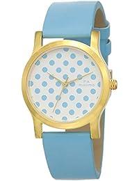 Maxima Analog White Dial Women's Watch - O-50864LMLY