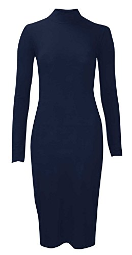 Baleza -  Vestito  - Donna Blu marino