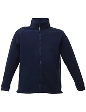 Topsport - Chaqueta - Vellón - para hombre azul azul marino oscuro XXX-Large